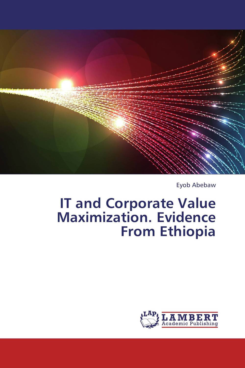 IT and Corporate Value Maximization. Evidence From Ethiopia купить