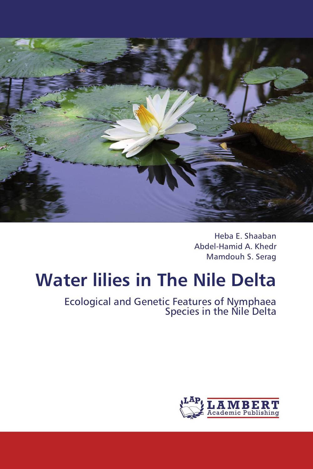 Water lilies in The Nile Delta bride of the water god v 3