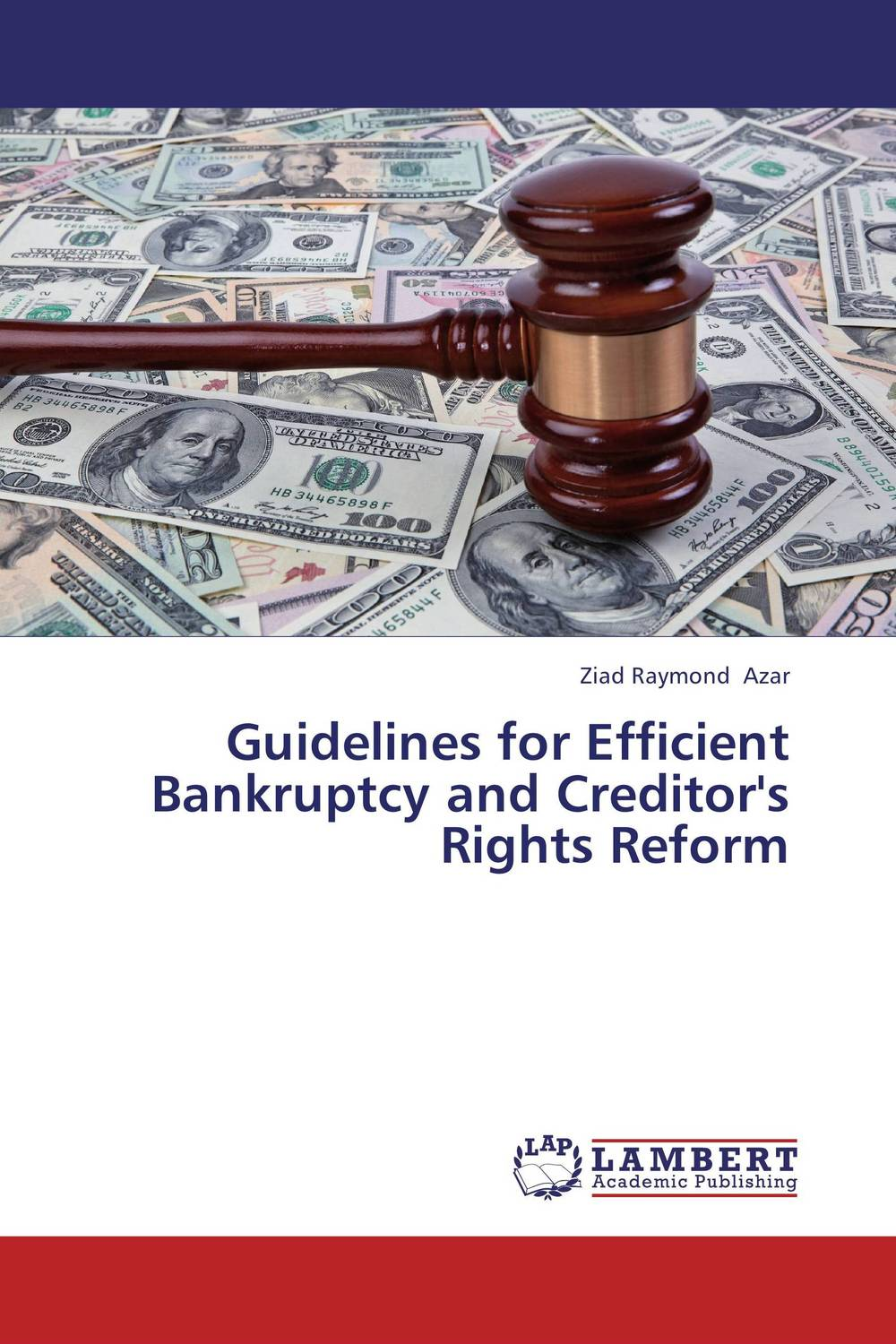 Guidelines for Efficient Bankruptcy and Creditor's Rights Reform edith hotchkiss corporate financial distress and bankruptcy predict and avoid bankruptcy analyze and invest in distressed debt