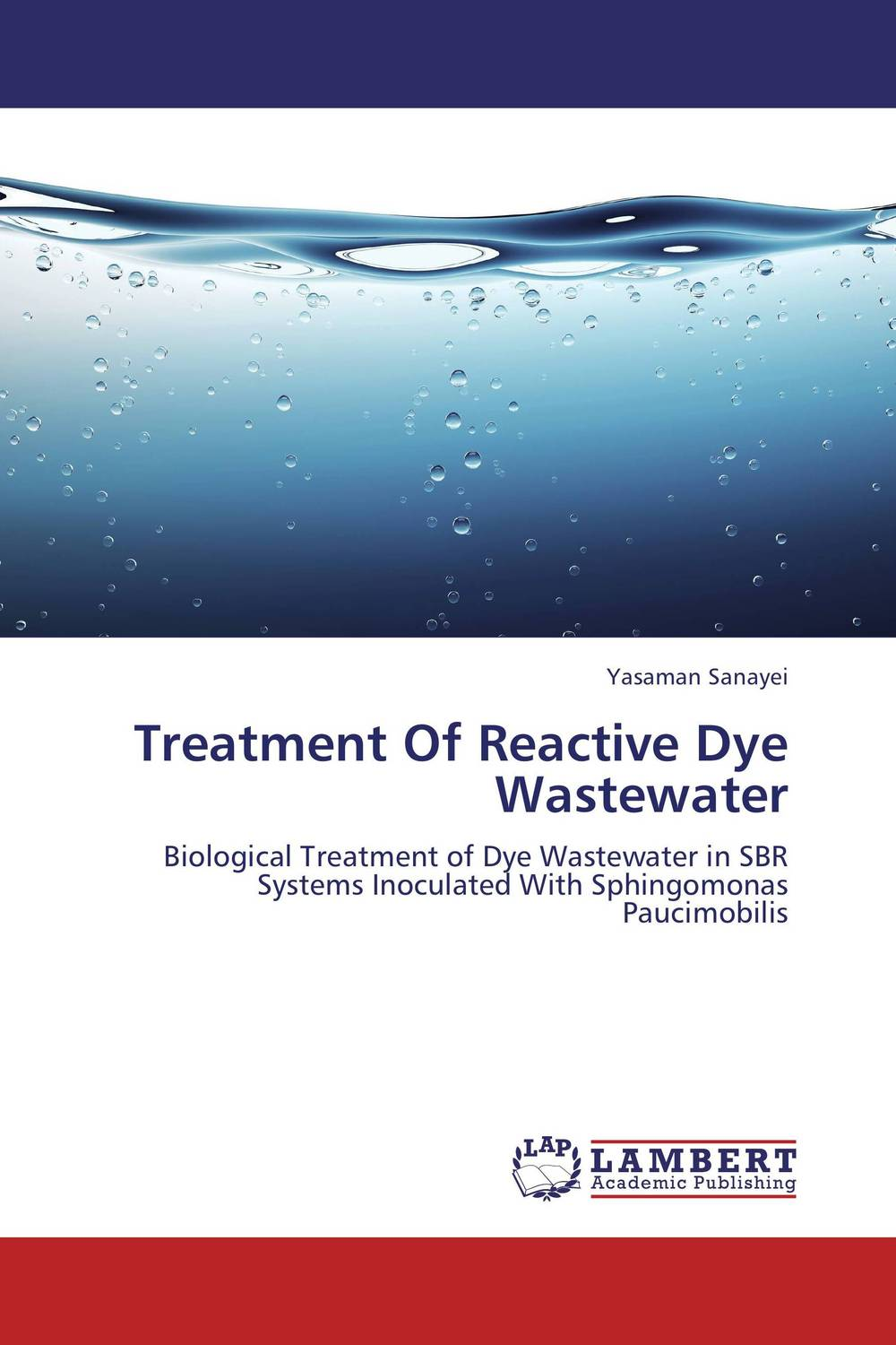 Treatment Of Reactive Dye Wastewater imperfectly stirred reactor modelling of recirculating reactive flows