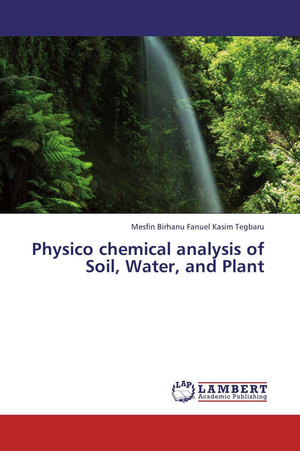 Physico chemical analysis of Soil, Water, and Plant bride of the water god v 3