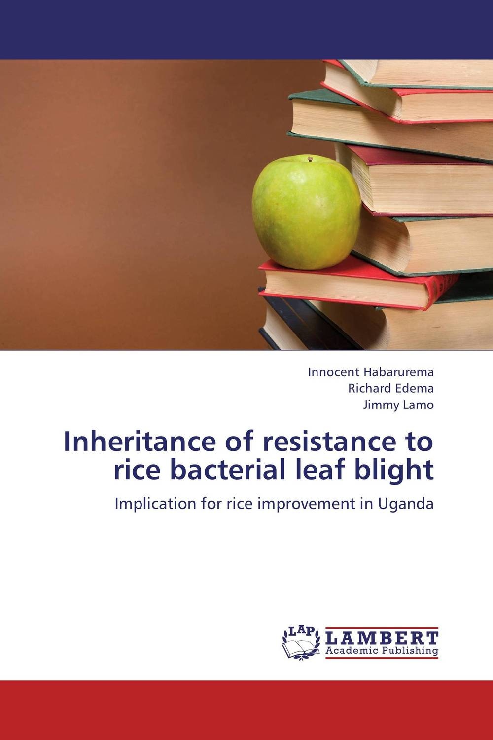 Inheritance of resistance to rice bacterial leaf blight bacterial resistance to antibiotics