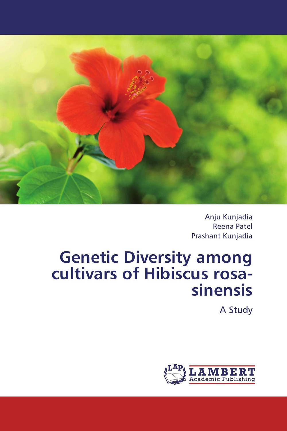 Genetic Diversity among cultivars of Hibiscus rosa-sinensis купить