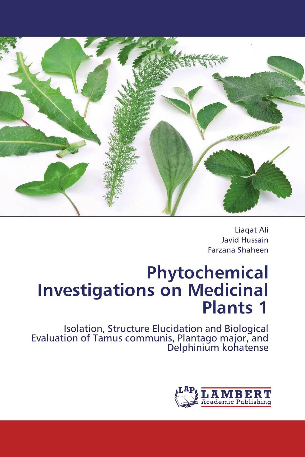 Phytochemical Investigations on Medicinal Plants 1 md rabiul islam s m ibrahim sumon and farhana lipi phytochemical evaluation of leaves of cymbopogan citratus