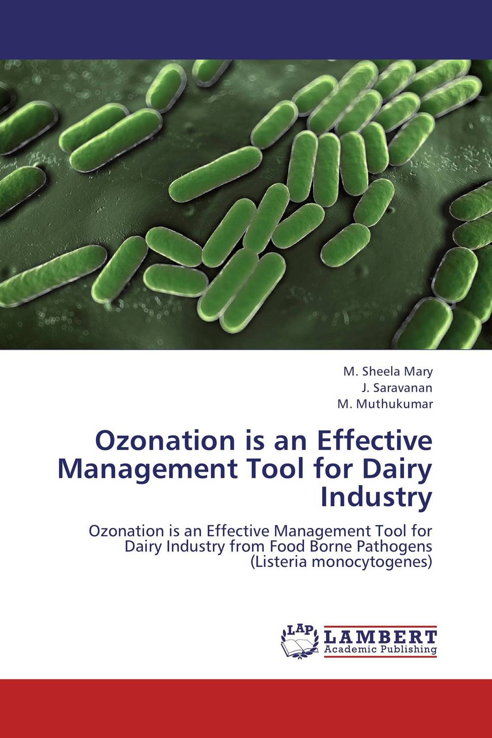Ozonation is an Effective Management Tool for Dairy Industry shahzeb anwar and zeeshan abbas awan effective green management
