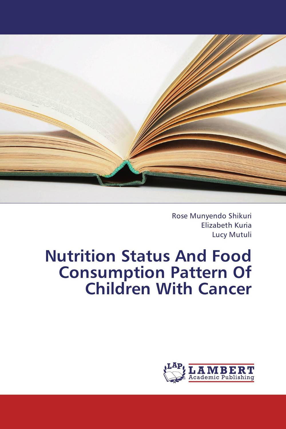 Nutrition Status And Food Consumption Pattern Of Children With Cancer nutritional status