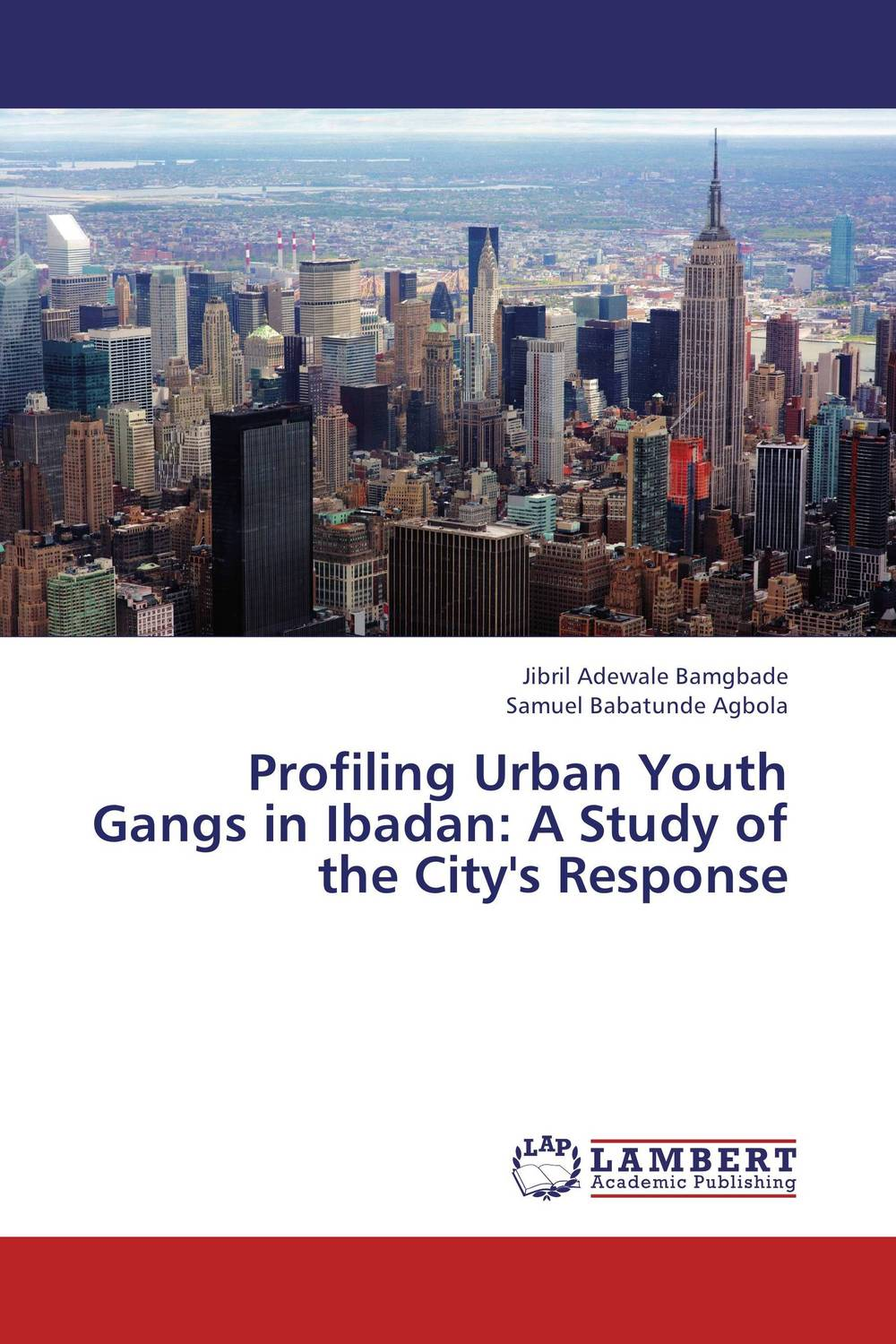 Profiling Urban Youth Gangs in Ibadan: A Study of the City's Response impurity profiling of drugs and pharmaceuticals