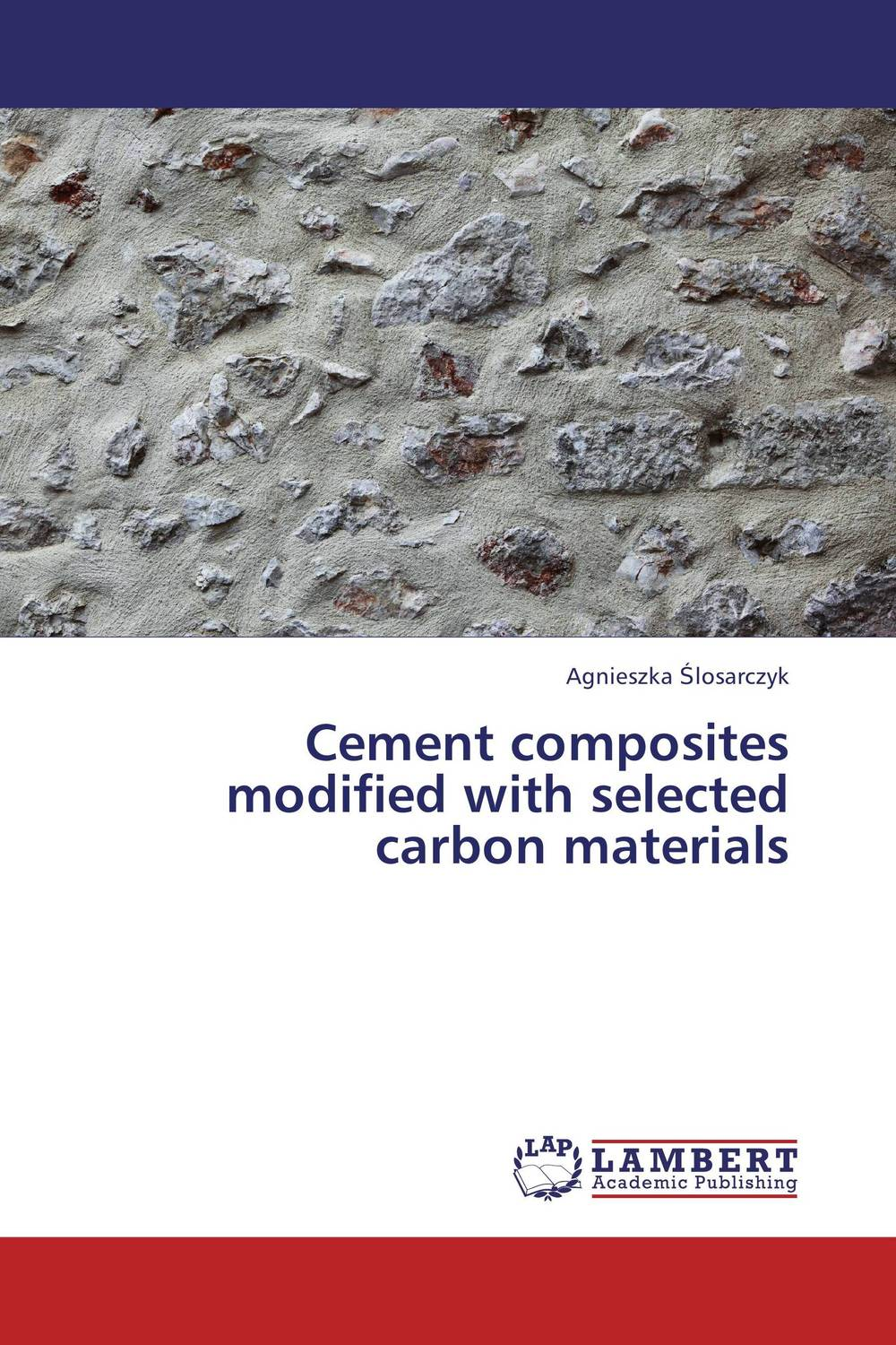 Cement composites modified with selected carbon materials buckling of composites