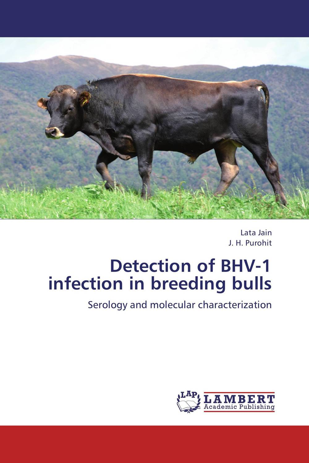 Detection of BHV-1 infection in breeding bulls manuscript found in accra