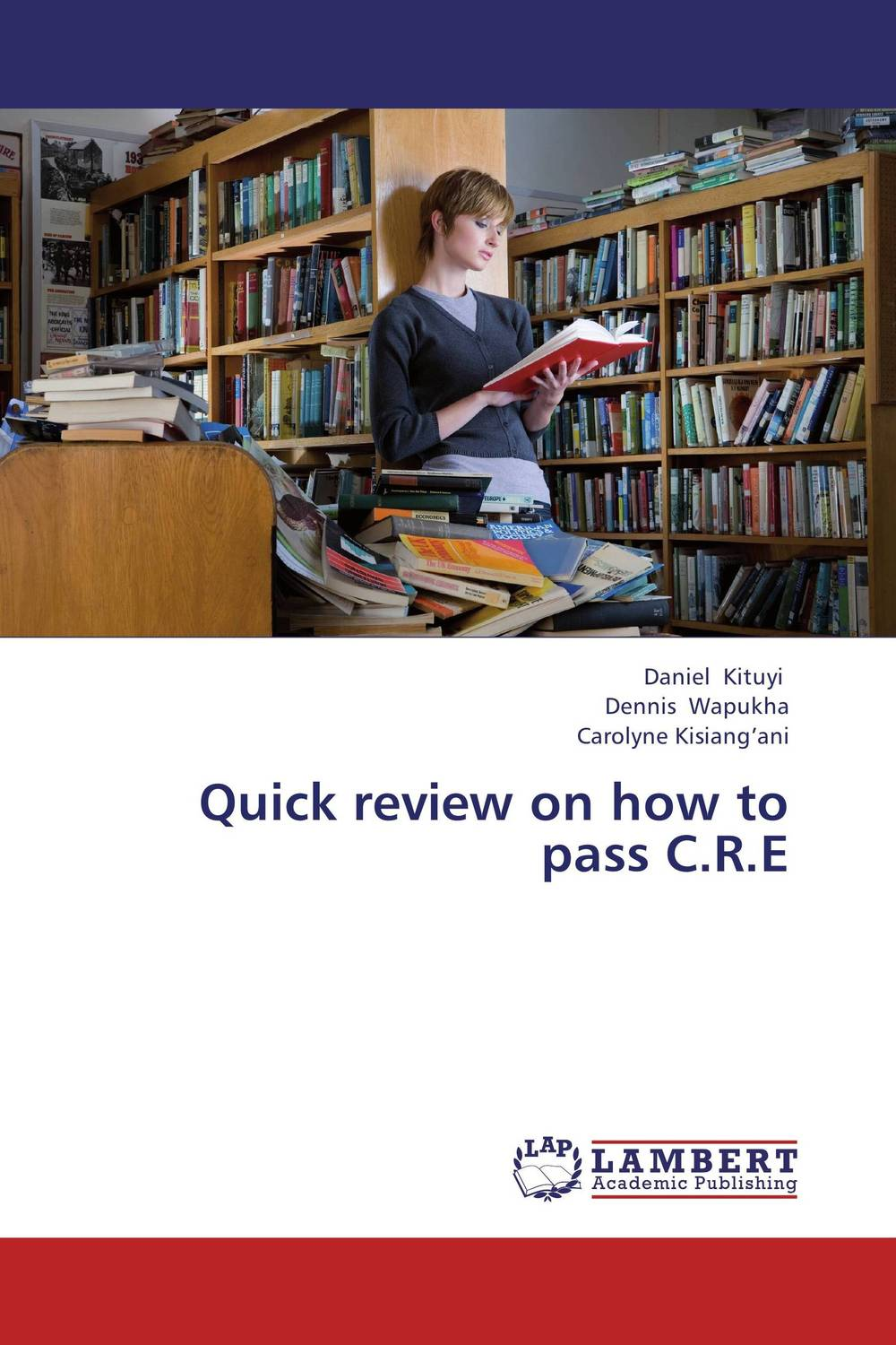 Quick review on how to pass C.R.E
