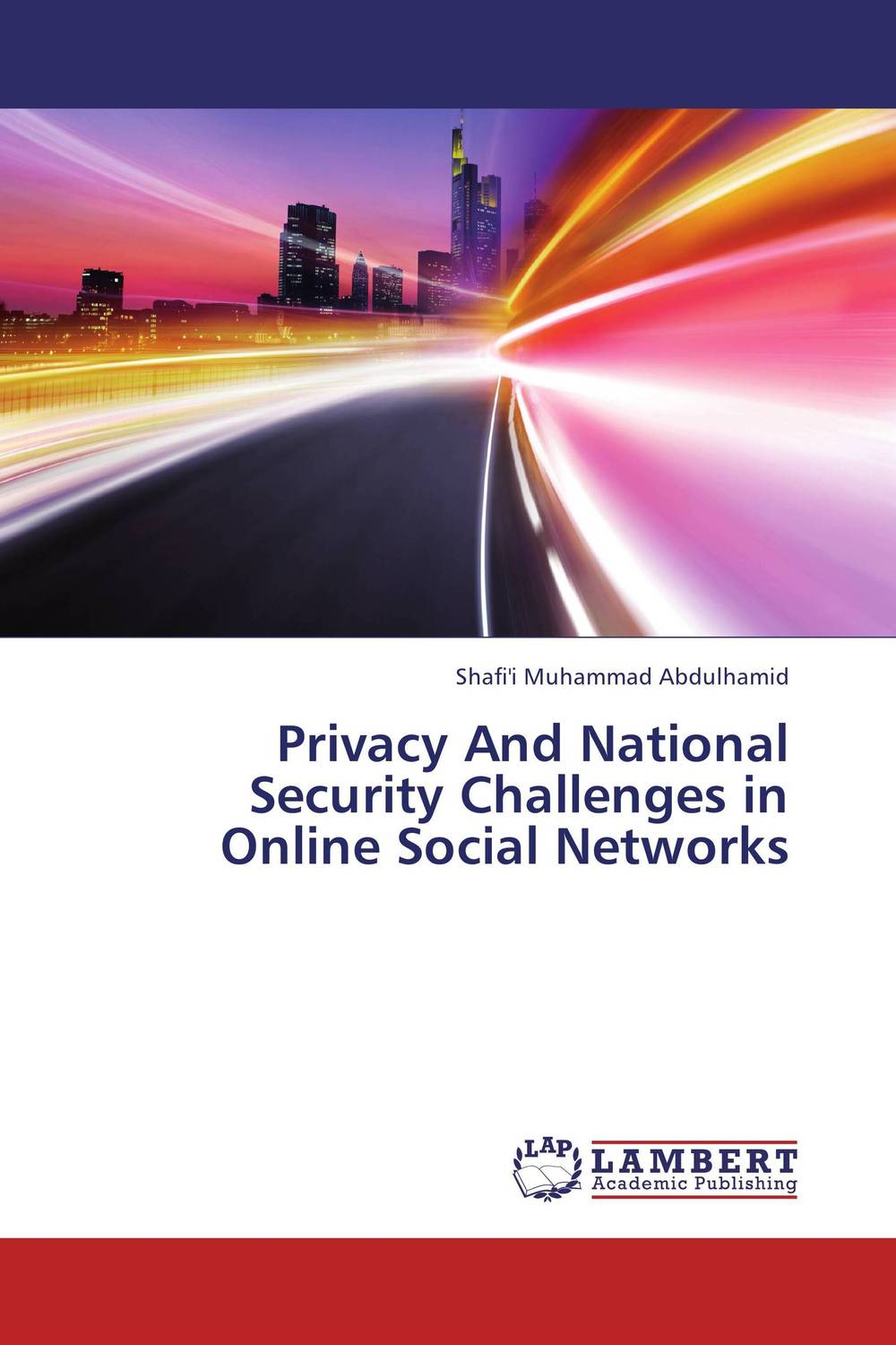 Privacy And National Security Challenges in Online Social Networks social networking mindset and education