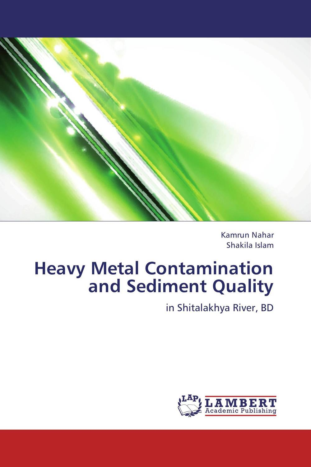 Heavy Metal Contamination and Sediment Quality