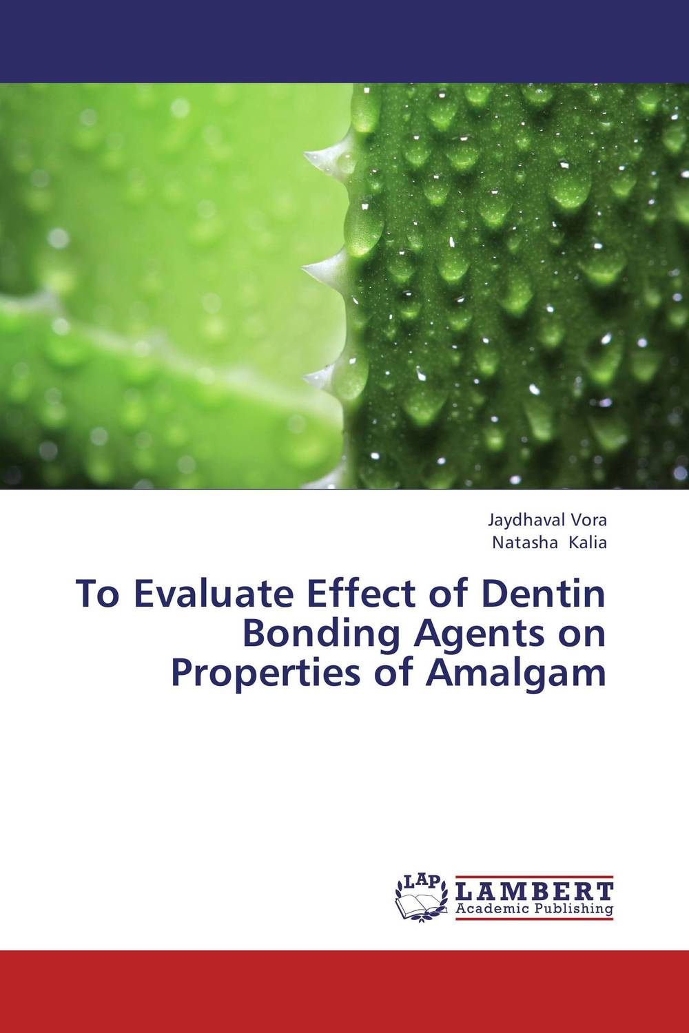 To Evaluate Effect of Dentin Bonding Agents on Properties of Amalgam district substructures as agents of local governance
