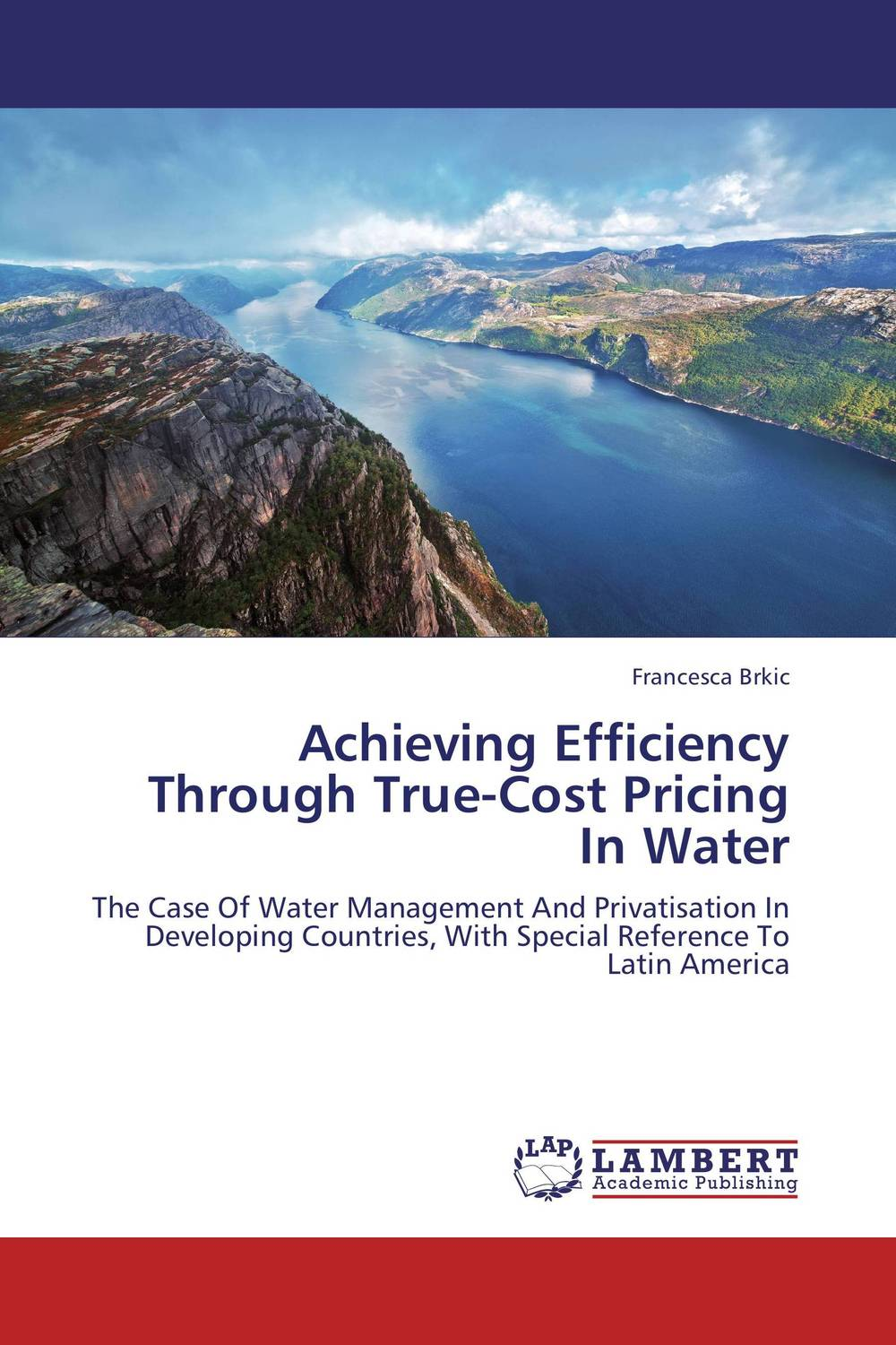 Achieving Efficiency Through True-Cost Pricing In Water achieving the goals of art learning through sandwich nce programme
