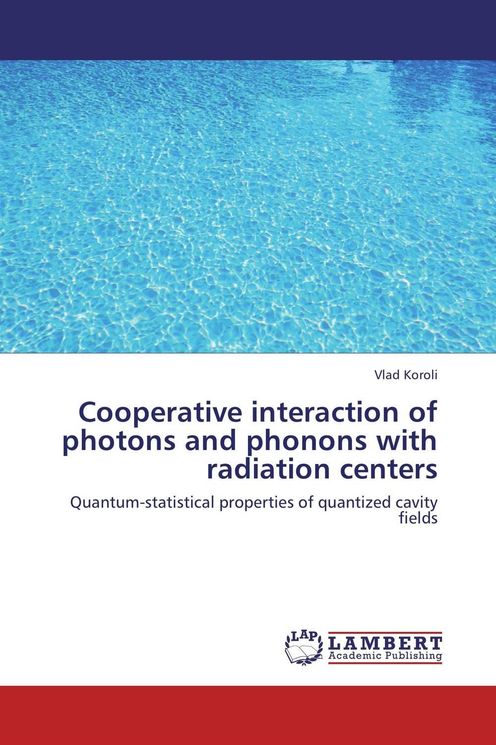 Cooperative interaction of photons and phonons with radiation centers uniform formula of interaction of fields and bodie
