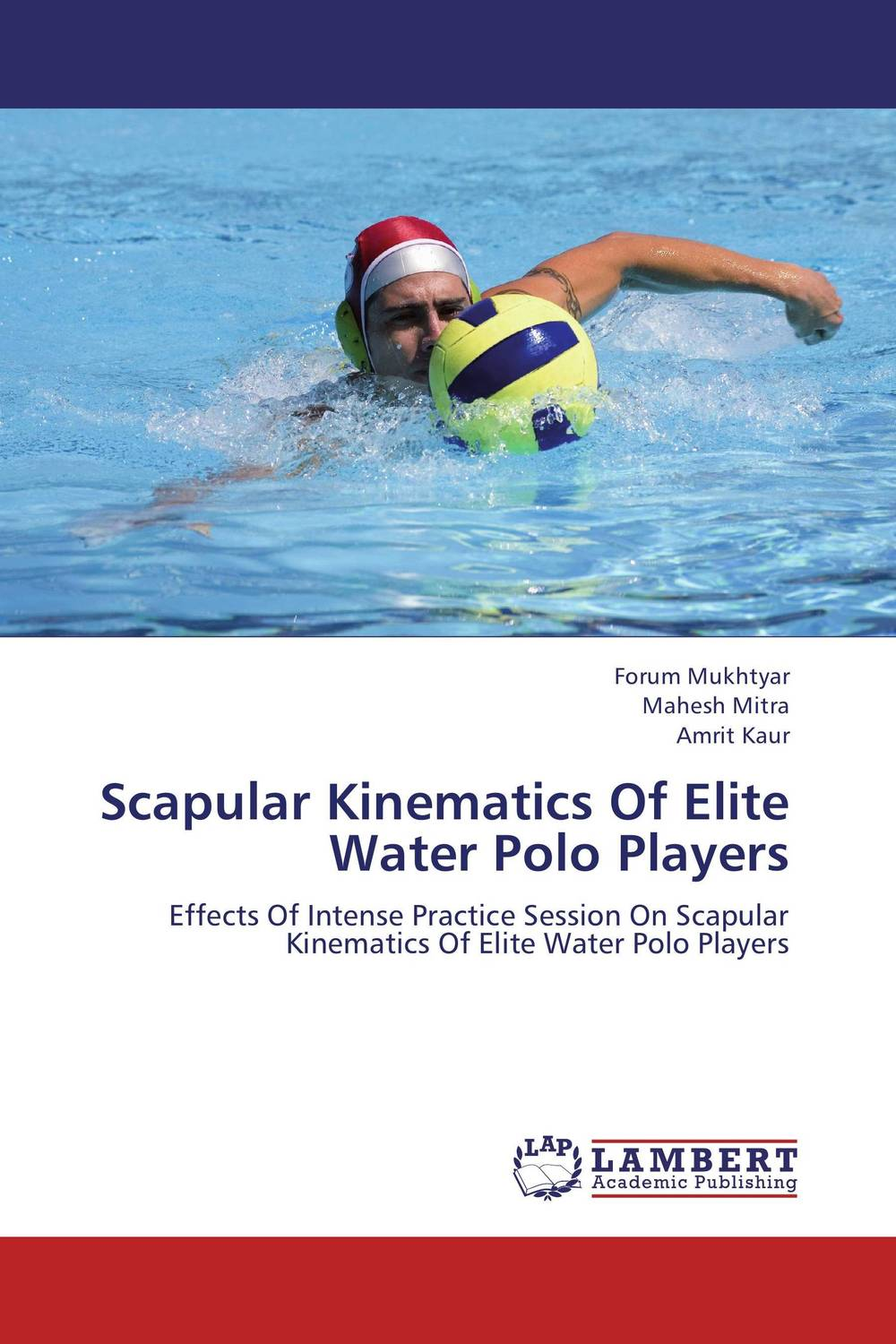 Scapular Kinematics Of Elite Water Polo Players bride of the water god v 3