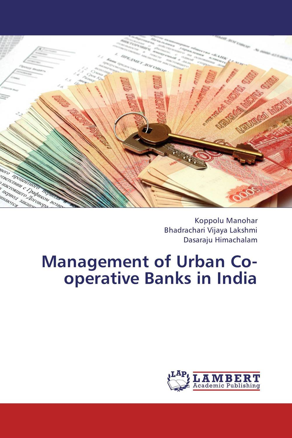 Management of Urban Co-operative Banks in India subramanyam thupalle credit risk efficiency in indian commercial banking