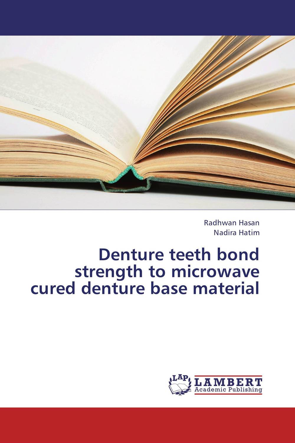 Denture teeth bond strength to microwave cured denture base material treatment effects on microtensile bond strength of repaired composite