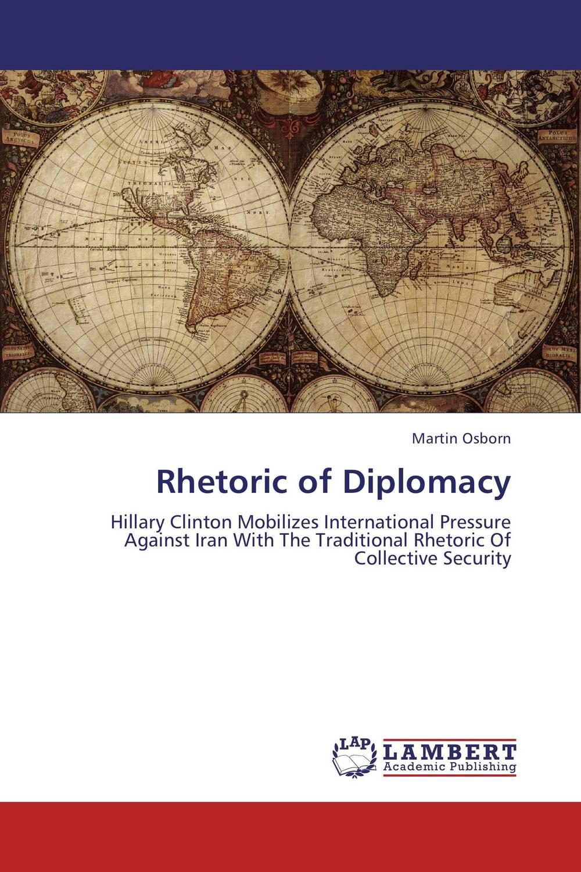 Rhetoric of Diplomacy bolshoi confidential