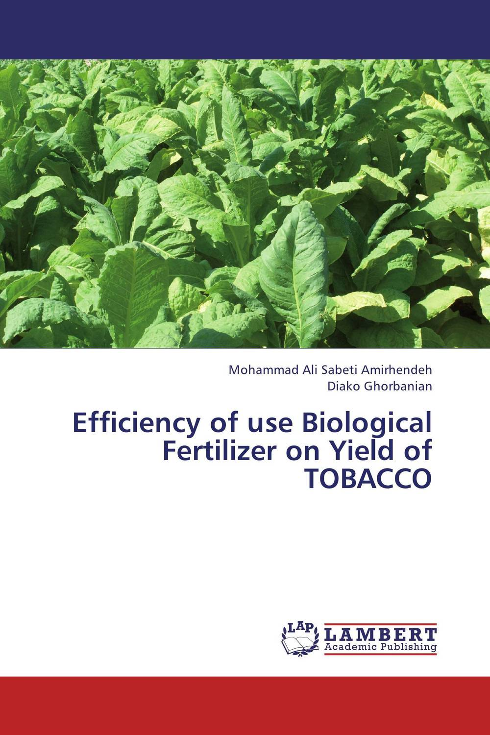 Efficiency of use Biological Fertilizer on Yield of TOBACCO effect of fruits of opuntia ficus indica on hemolytic anemia