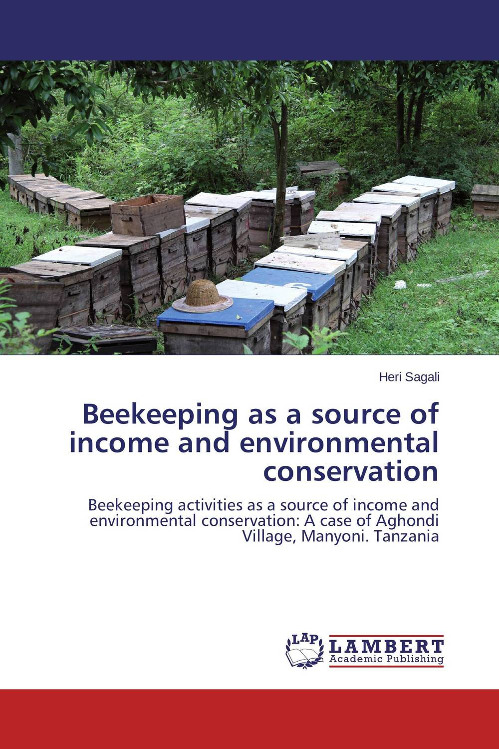 Beekeeping as a source of income and environmental conservation