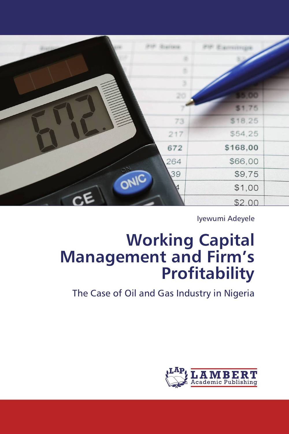 Working Capital Management and Firm's Profitability not working