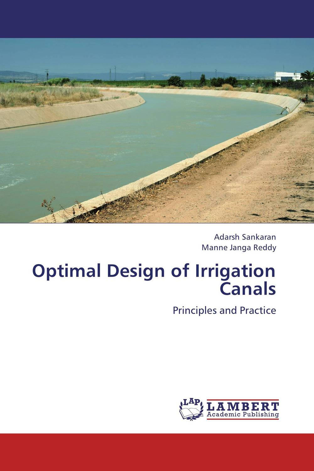 Optimal Design of Irrigation Canals optimal and efficient motion planning of redundant robot manipulators