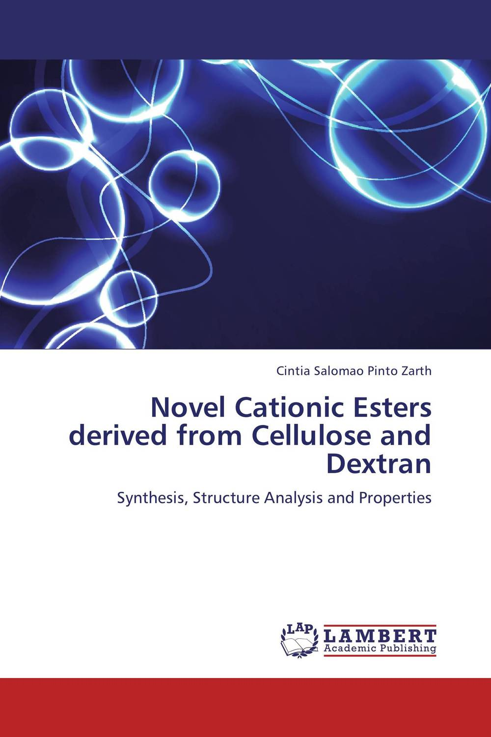 Novel Cationic Esters derived from Cellulose and Dextran studies on schiff bases derived from acetophenones