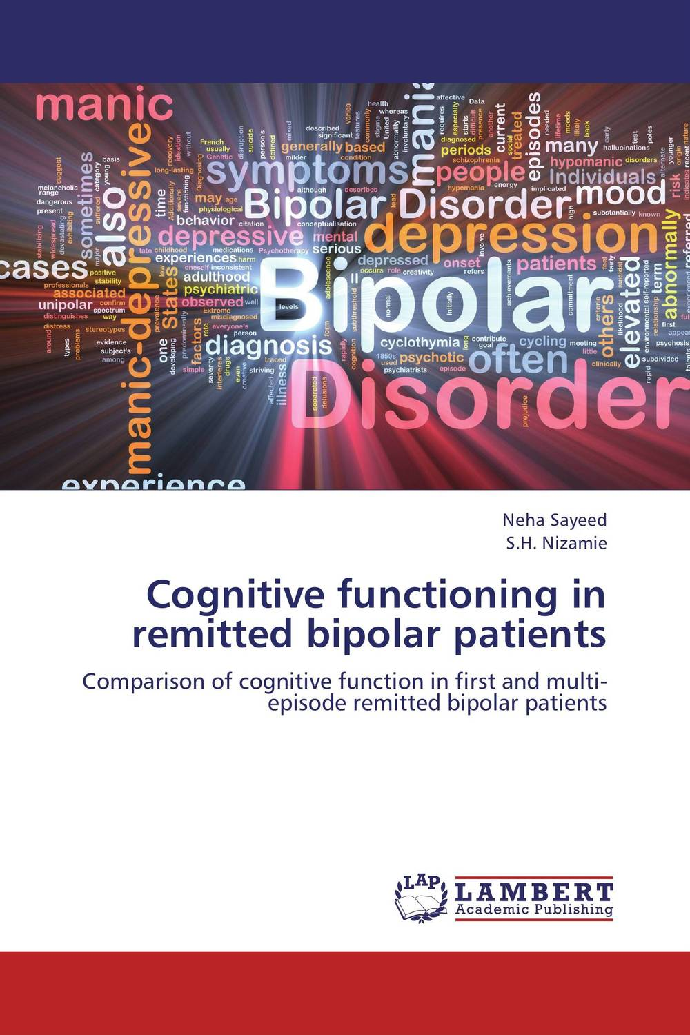 Cognitive functioning in remitted bipolar patients causes and management of psychiatric patients aggression