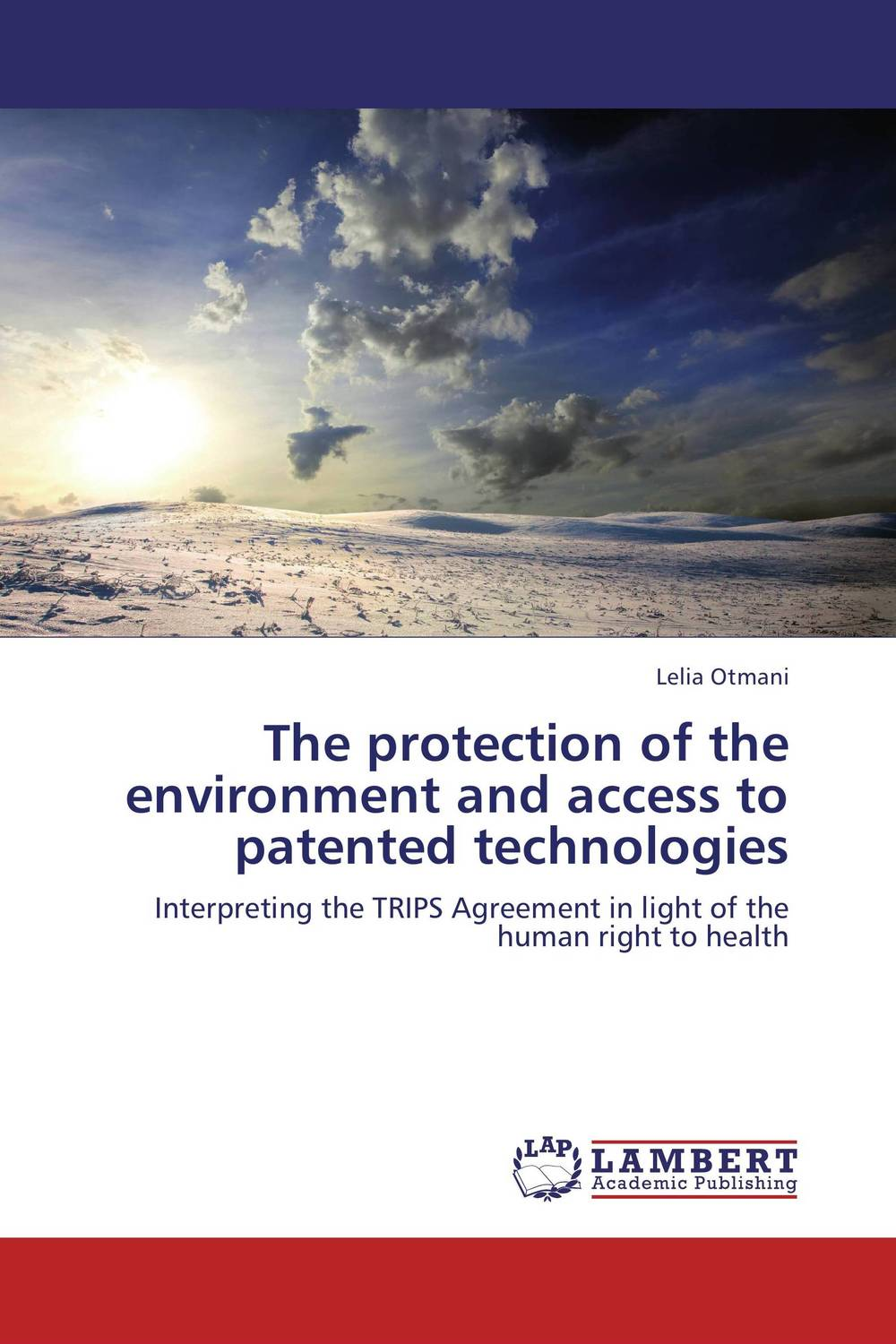 The protection of the environment and access to patented technologies