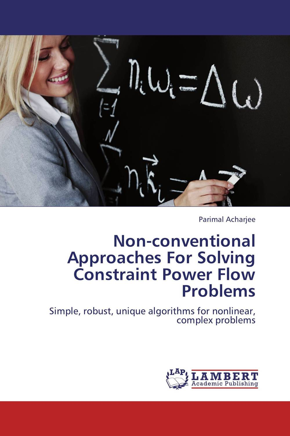 Non-conventional Approaches For Solving Constraint Power Flow Problems solving problems in analytical chemistry