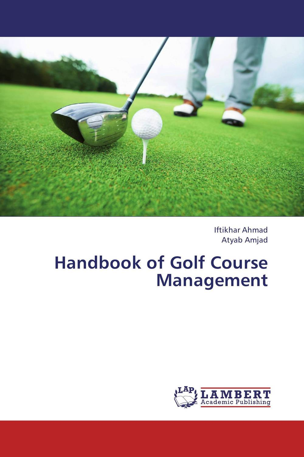 Handbook of Golf Course Management