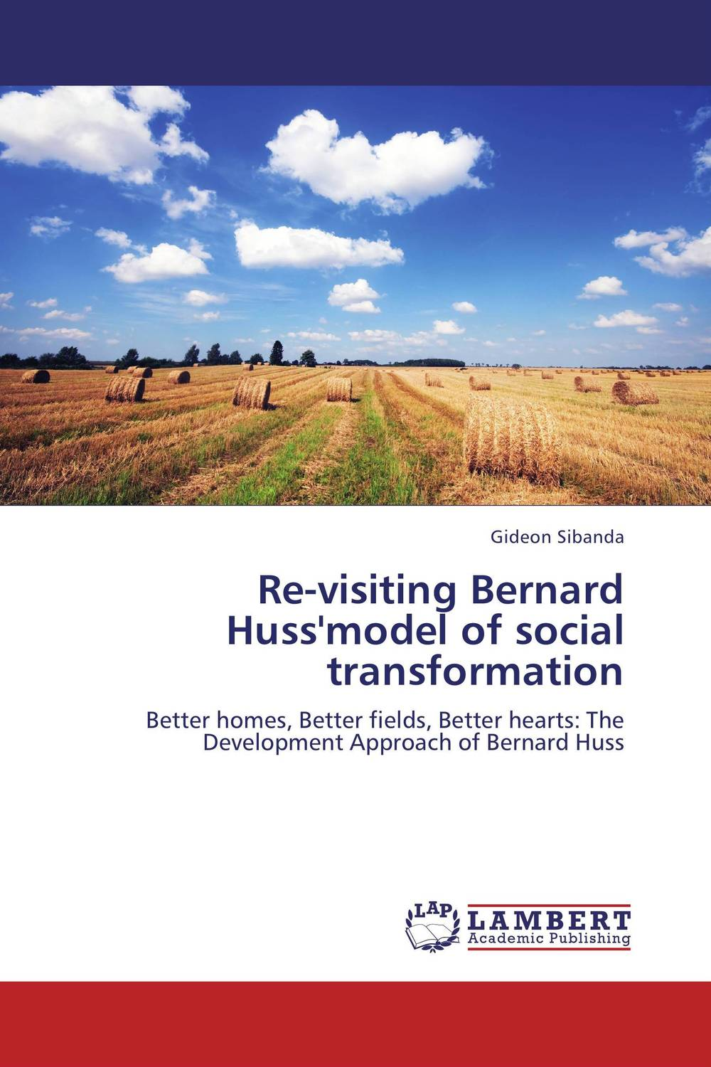 Re-visiting Bernard Huss'model of social transformation bernard nagle leveraging people and profit