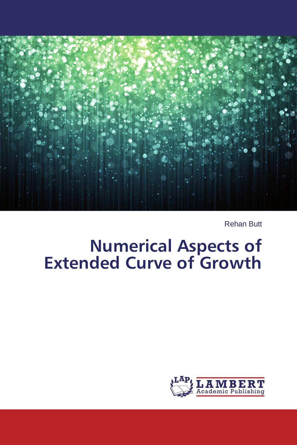 Numerical Aspects of Extended Curve of Growth me and my place in space