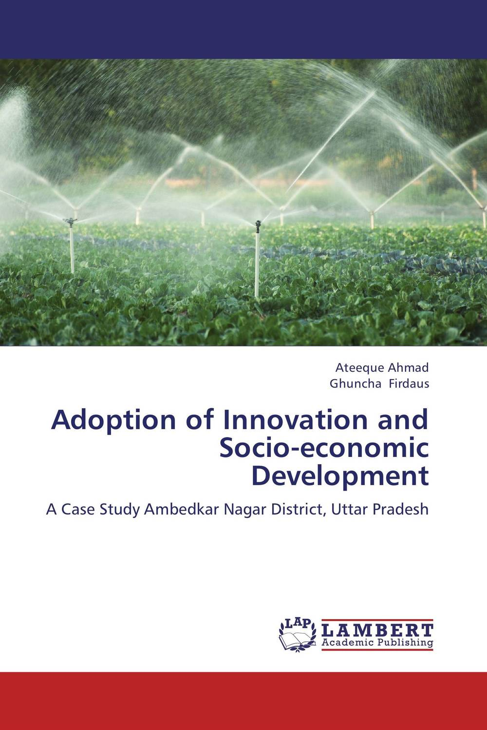 Adoption of Innovation and Socio-economic Development wells h g the food of the gods and how it came to earth