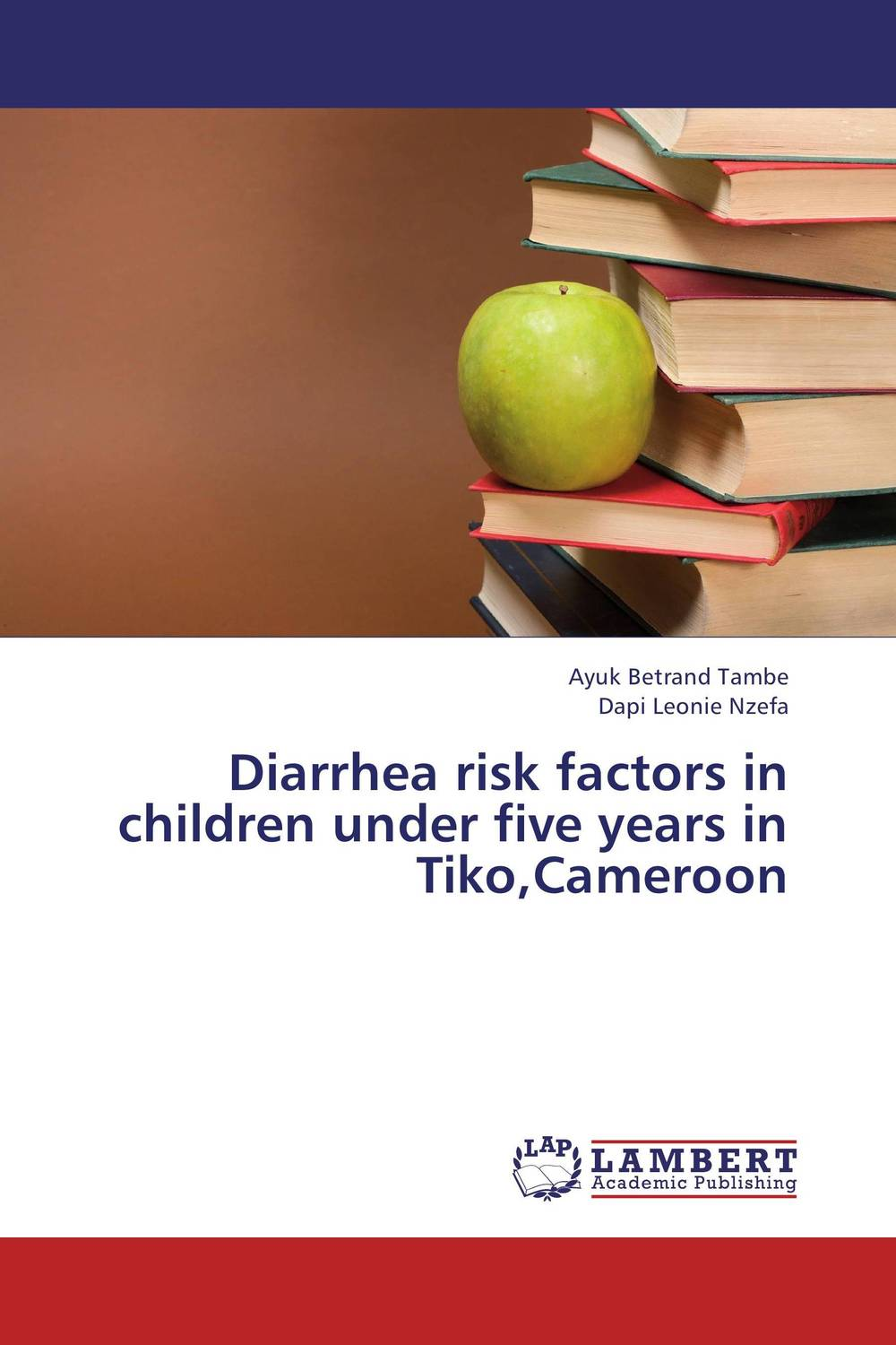 Diarrhea risk factors in children under five years in Tiko,Cameroon arvinder pal singh batra jeewandeep kaur and anil kumar pandey factors associated with breast cancer in amritsar region