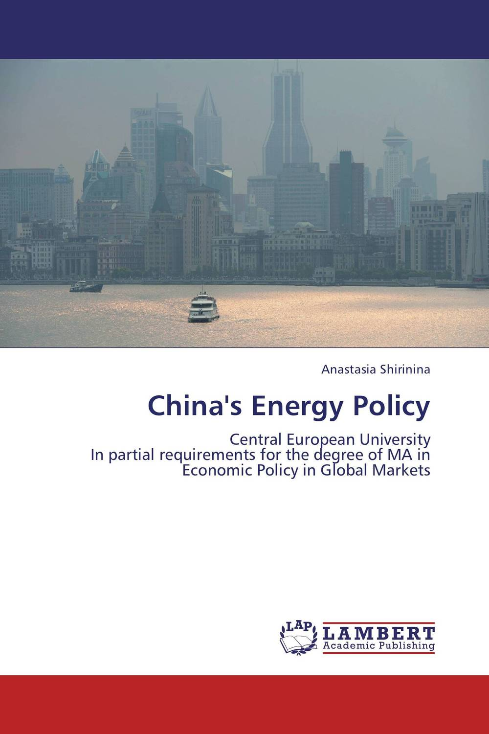 China's Energy Policy oil prices energy security and import policy
