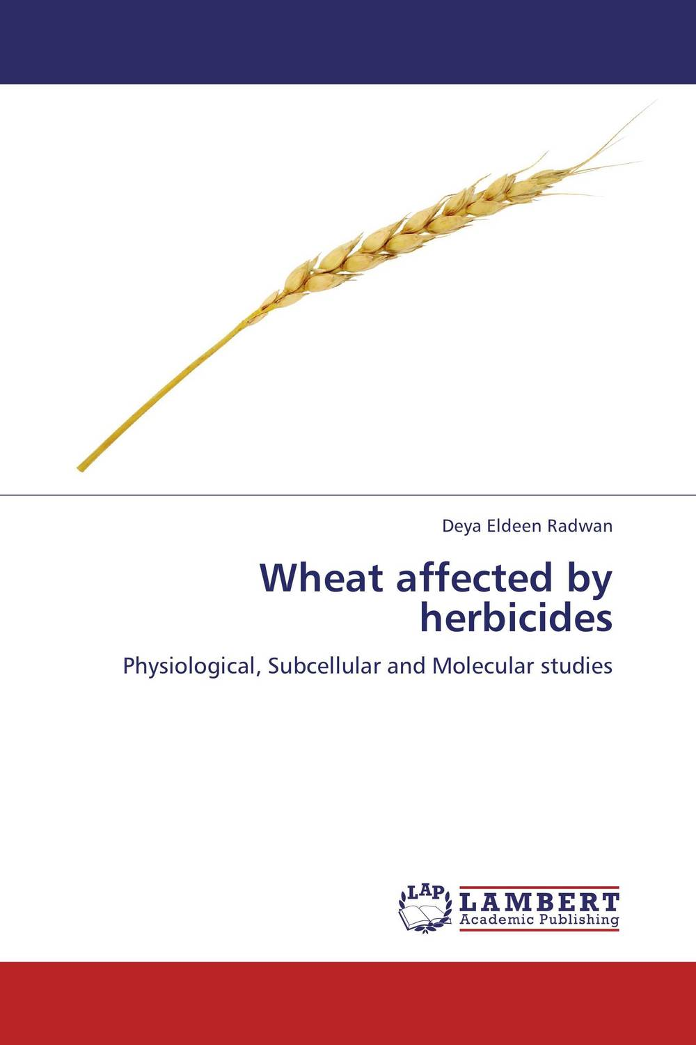 Wheat affected by herbicides vishal r patil and j g talati wheat molecular and biochemical characterization