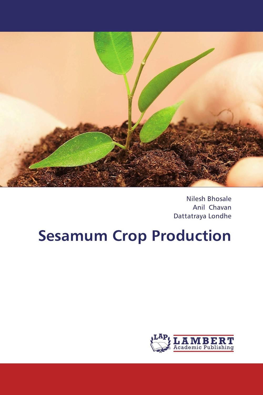 Sesamum Crop Production rakesh kumar production potential of summer mungbean cultivars in india