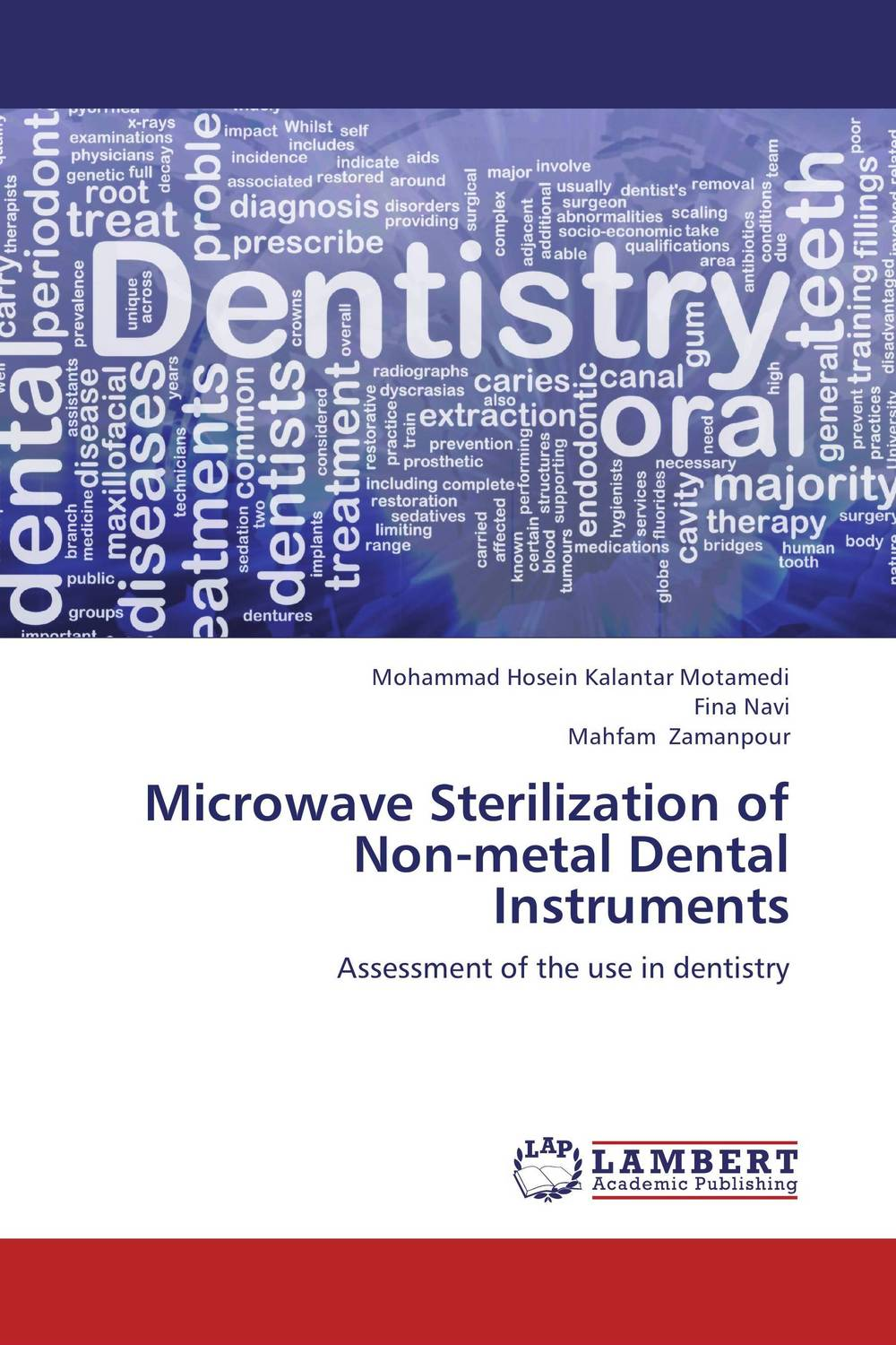 Microwave Sterilization of Non-metal Dental Instruments