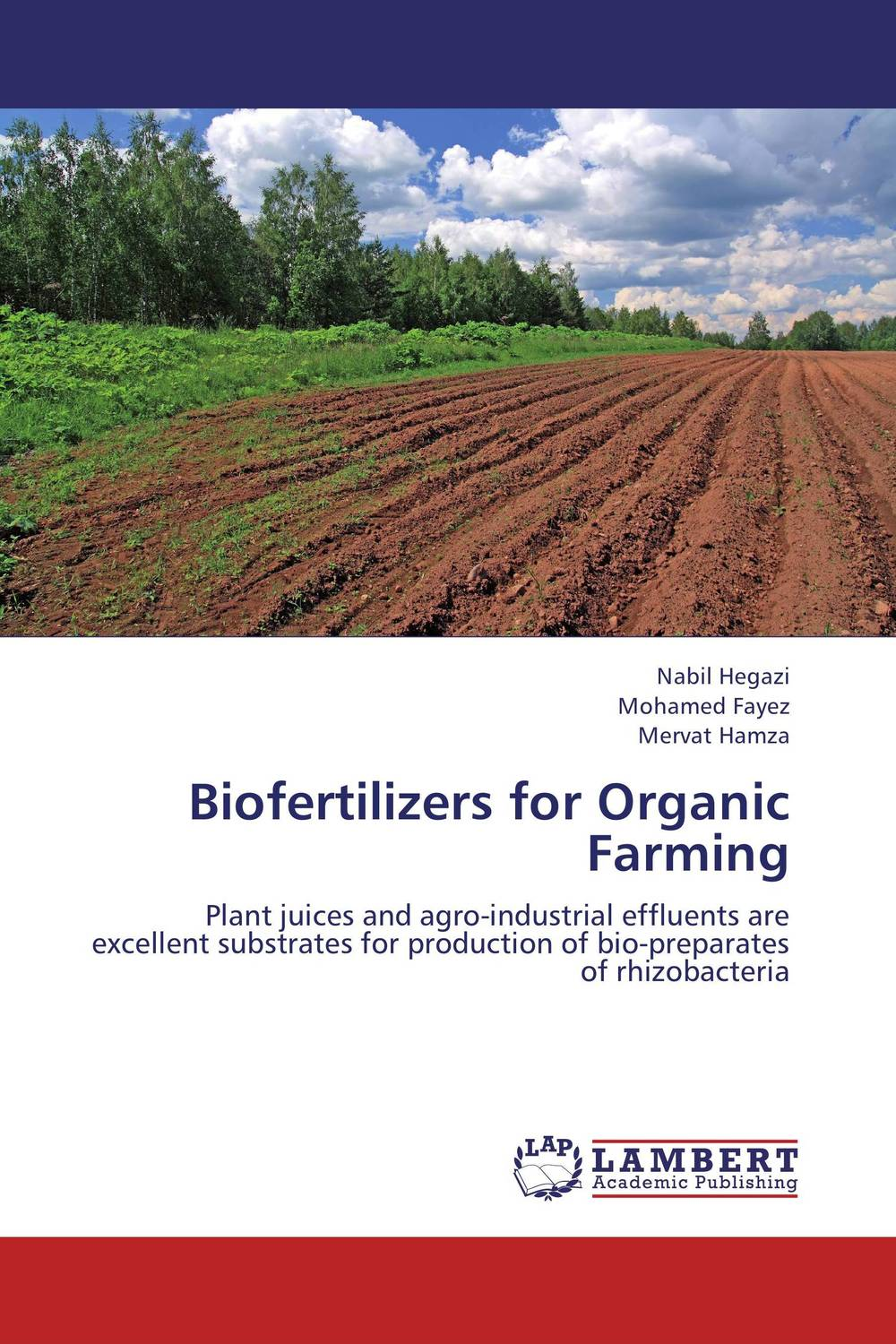 Biofertilizers for Organic Farming sadat khattab usama abdul raouf and tsutomu kodaki bio ethanol for future from woody biomass