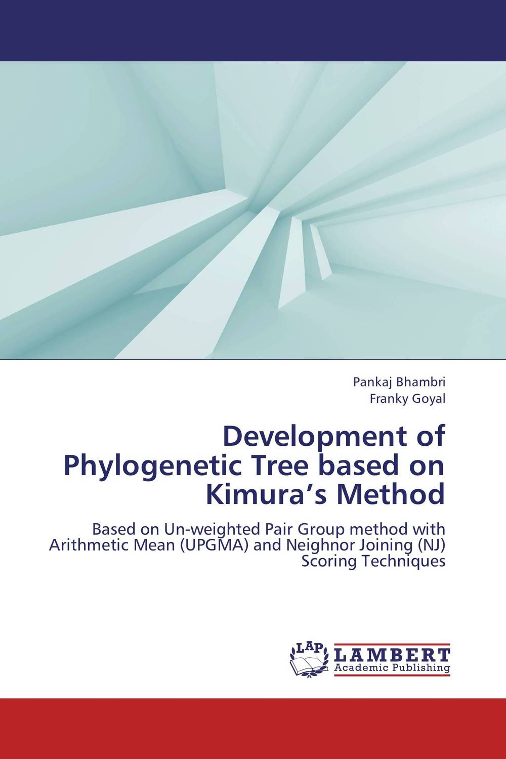 Development of Phylogenetic Tree based on Kimura's Method the iq method