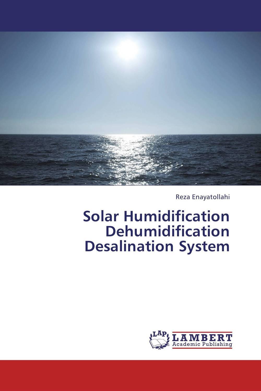 Solar Humidification Dehumidification Desalination System