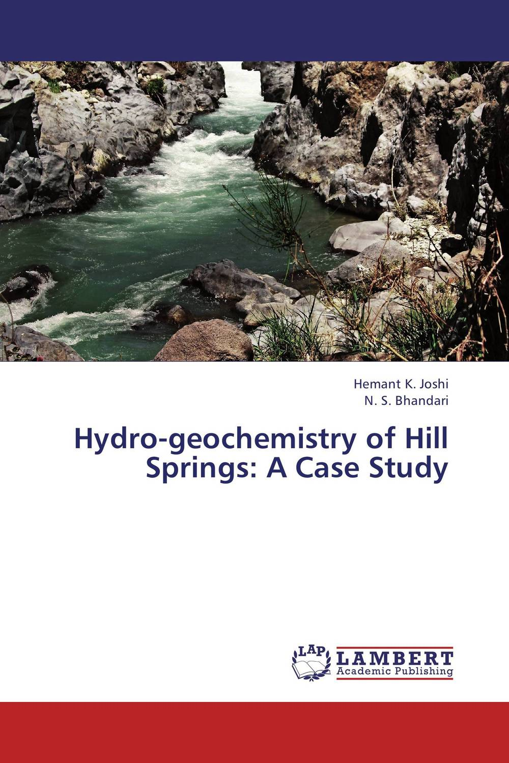 Hydro-geochemistry of Hill Springs: A Case Study