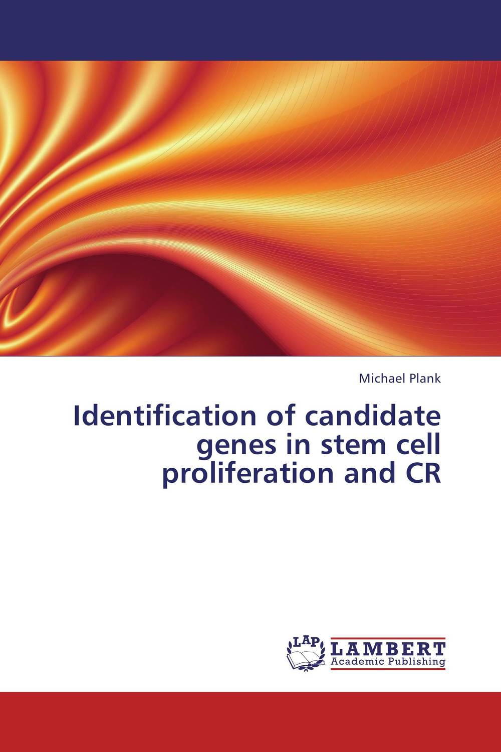 Identification of candidate genes in stem cell proliferation and CR the role of dna damage and repair in cell aging 4