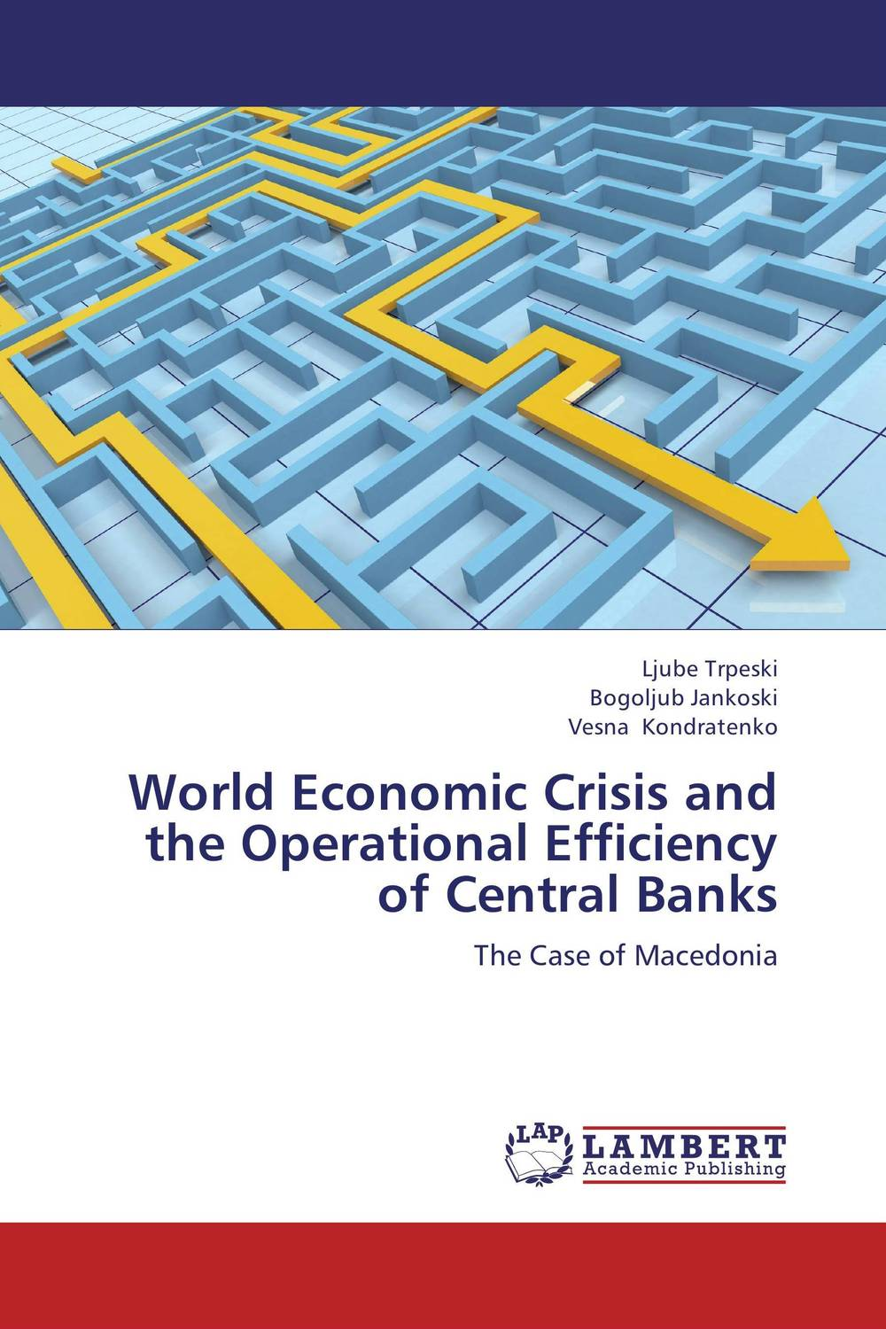 купить World Economic Crisis and the Operational Efficiency of Central Banks недорого