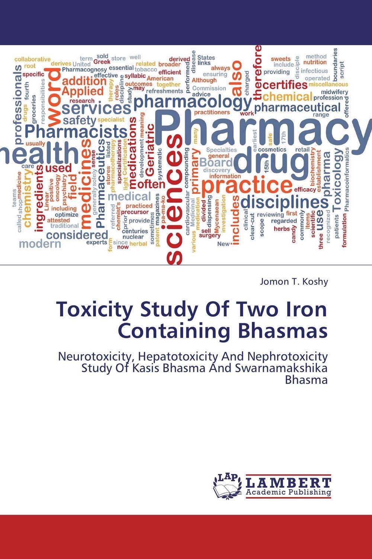 Toxicity Study Of Two Iron Containing Bhasmas zhili sun satellite networking principles and protocols