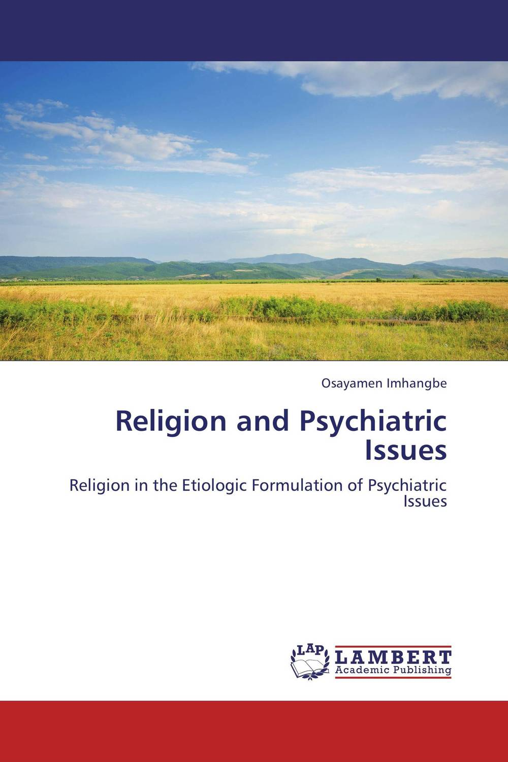 Religion and Psychiatric Issues psychiatric consultation in long term care