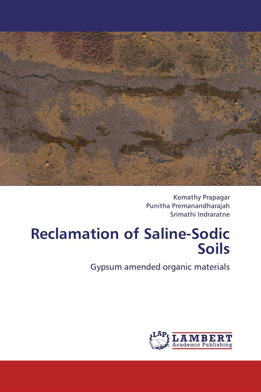 Reclamation of Saline-Sodic Soils husk