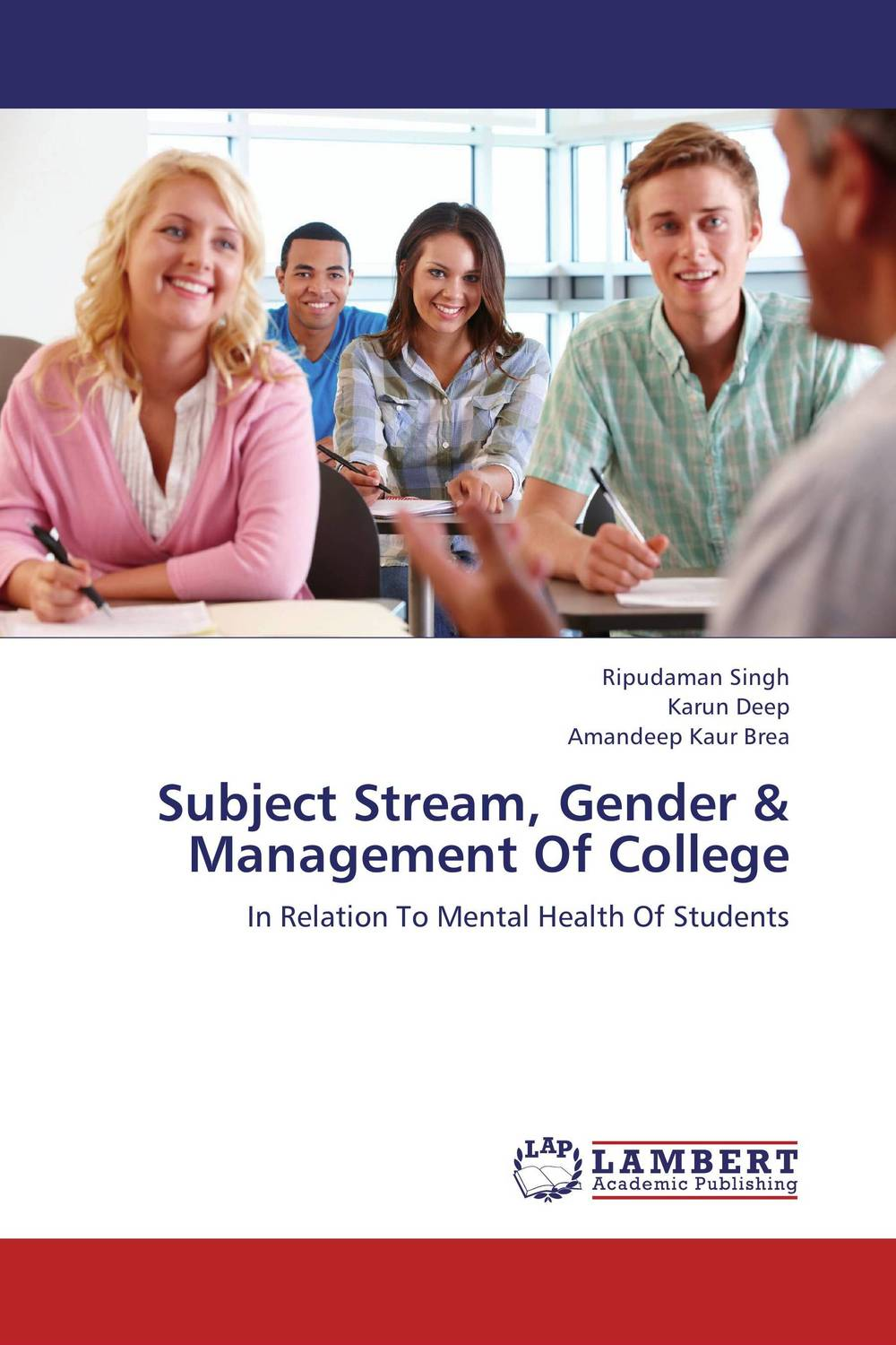 цены Subject Stream, Gender & Management Of College